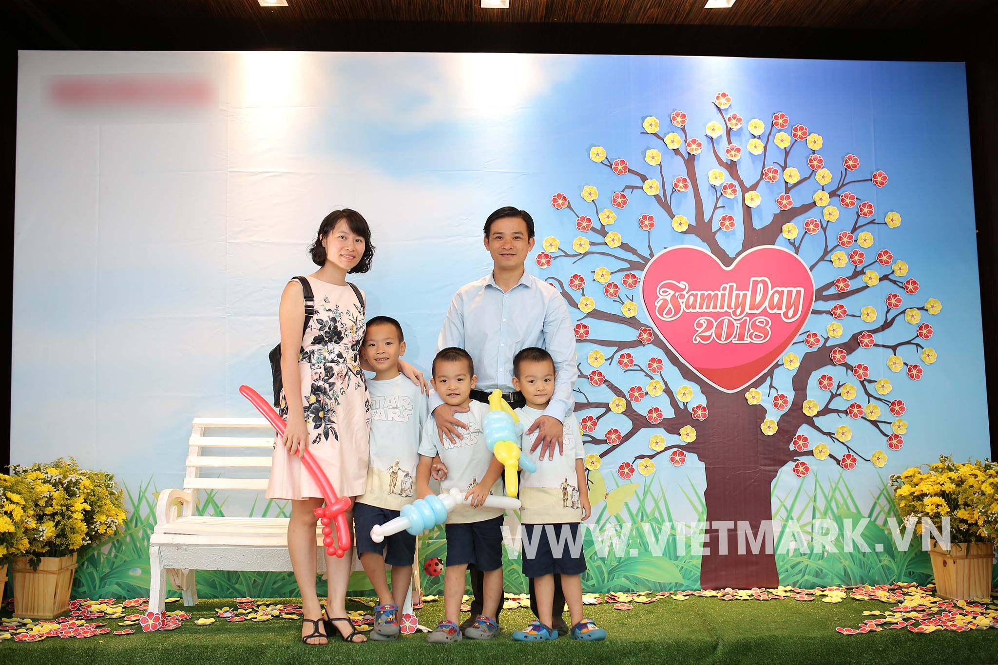 The Beginning Of 2018 Family Day Programme