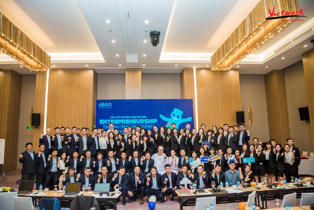 URGO - Kick Off Meeting 2020