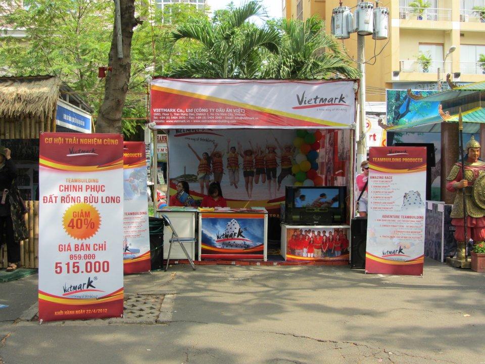 Hội chợ du lịch năm 2012