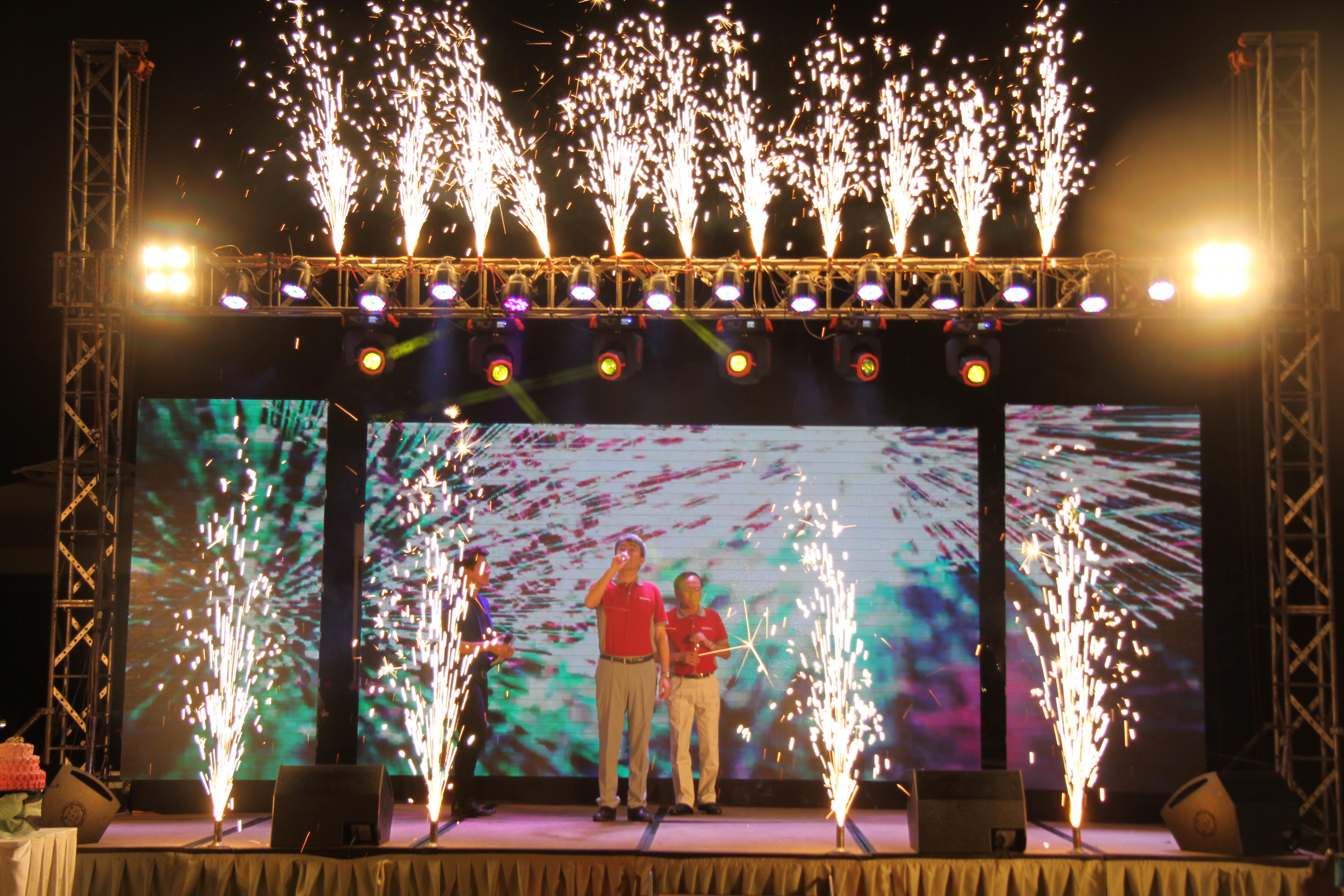 Kỷ niệm 20 năm thành lập Honda Việt Nam