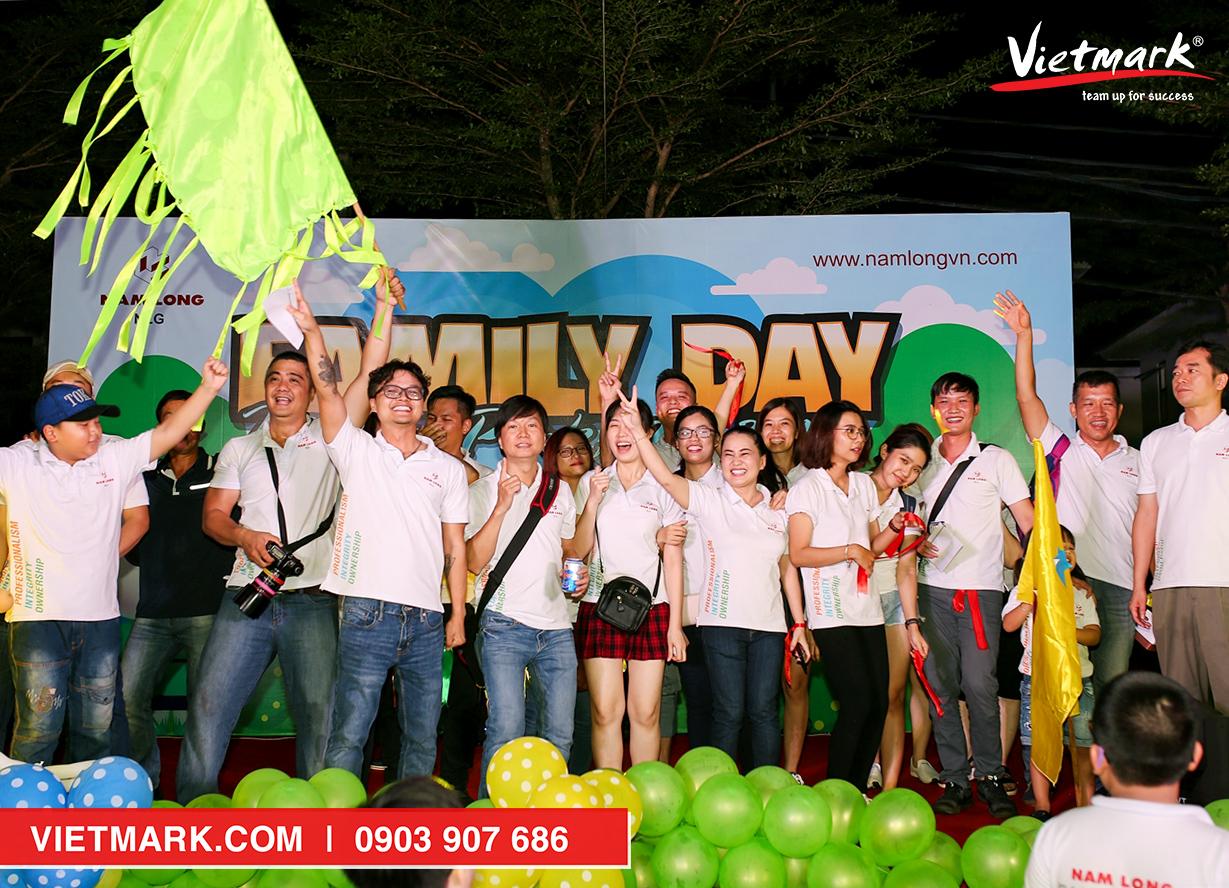 Nam Long Group - Family Day 2018
