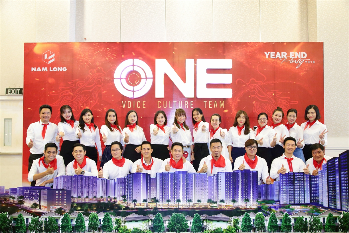 Nam Long - Year End Party 2018
