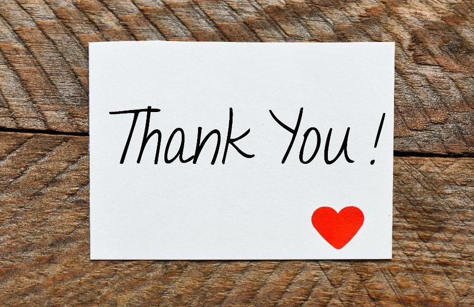 Thư cám ơn từ khách hàng sau chương trình Teambuilding tổ chức tại Mũi Né 2020