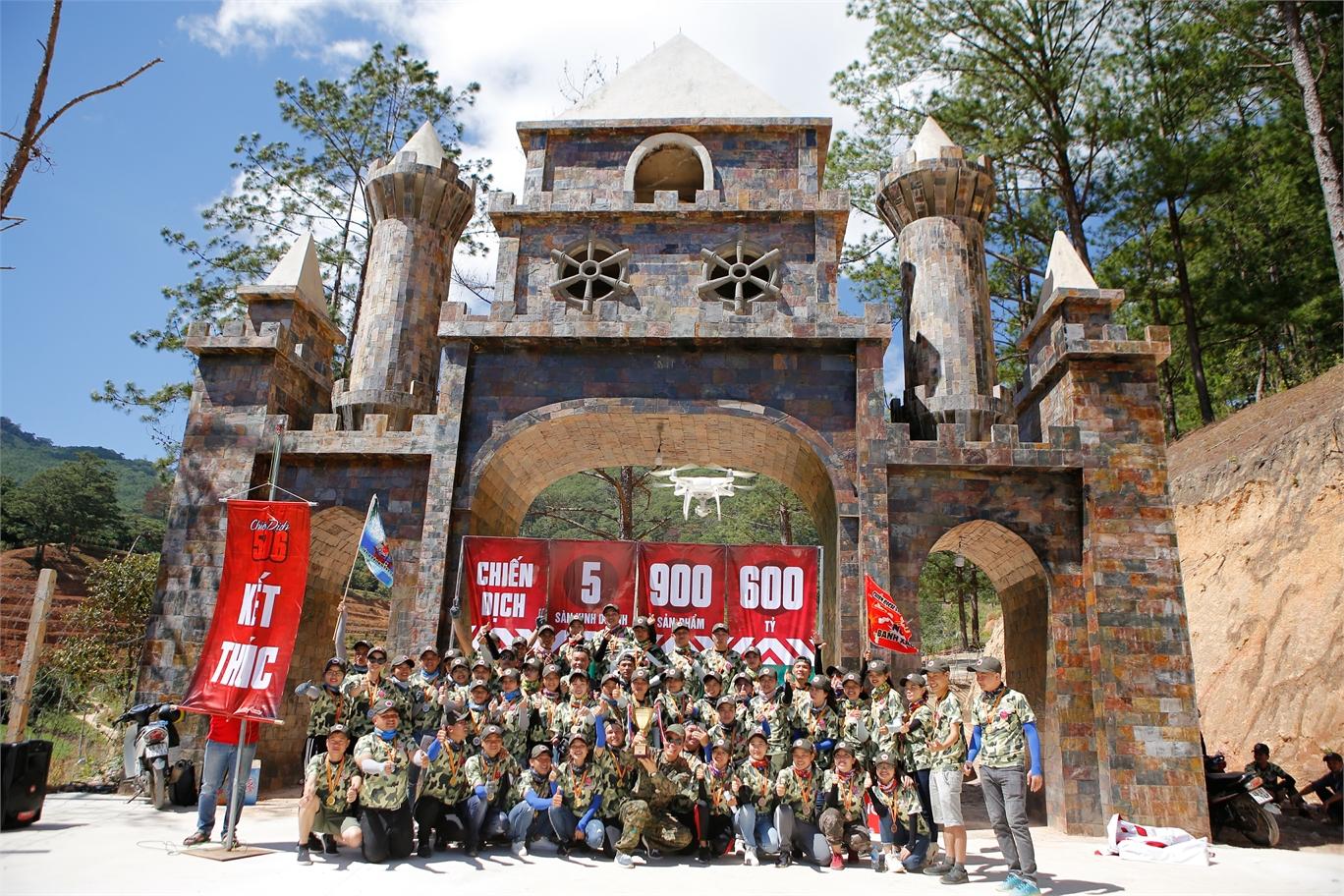Phước Điền - Chiến Dịch 596